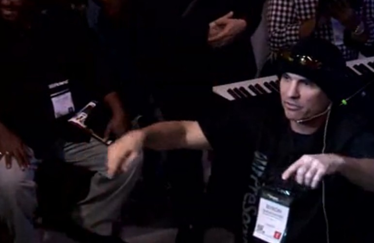 Bass Masters at NAMM 2014
