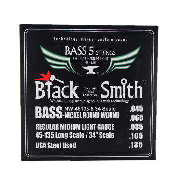 Black Smith BASS NW-45135-5