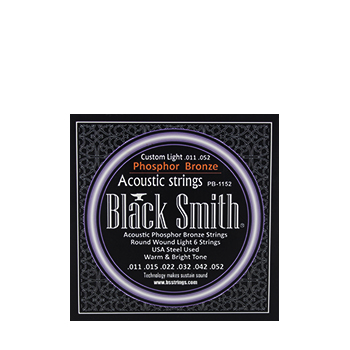 Black Smith ACOUSTIC PB-1152